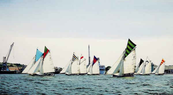Falmouth Harbour Race